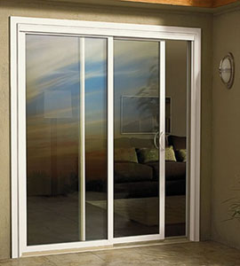 Attractive Shattered Glass Door Entry Patio French Door Glass Repair ...